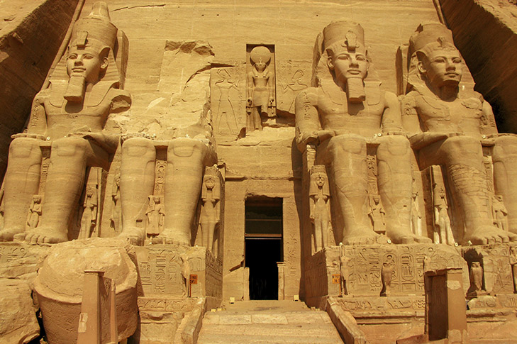 Abu Simbel air trip - Prebookable Only