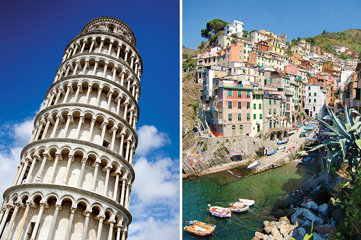 Prebookable Package - Pisa and Lucca / Lerici and Portovenere