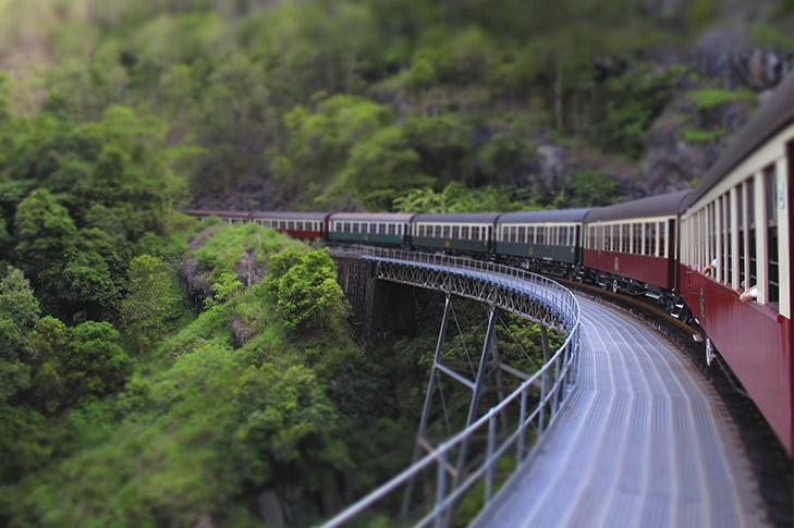 Australia - Kuranda Skyrail - Cairns