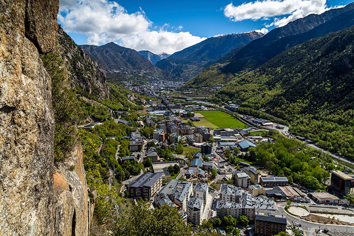 Andorras Three Valleys Tour