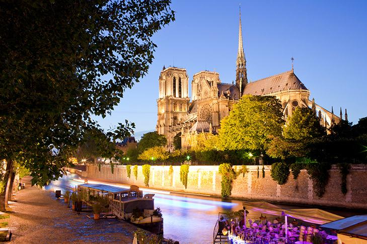 Paris by Night with dinner