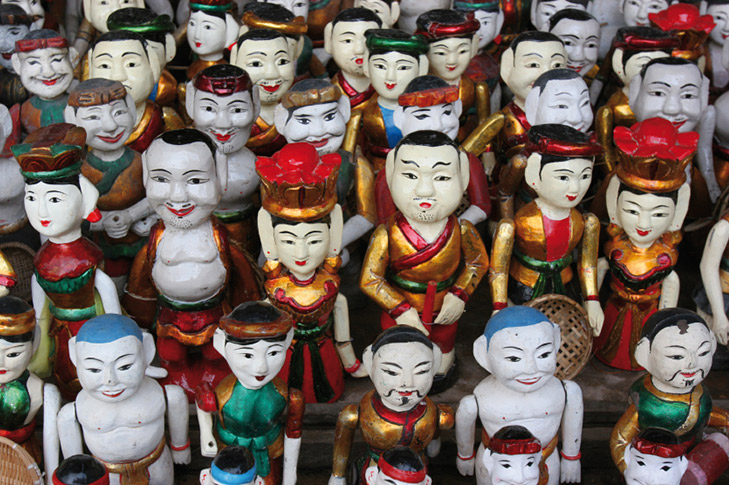 Hanoi - Water Puppet Show