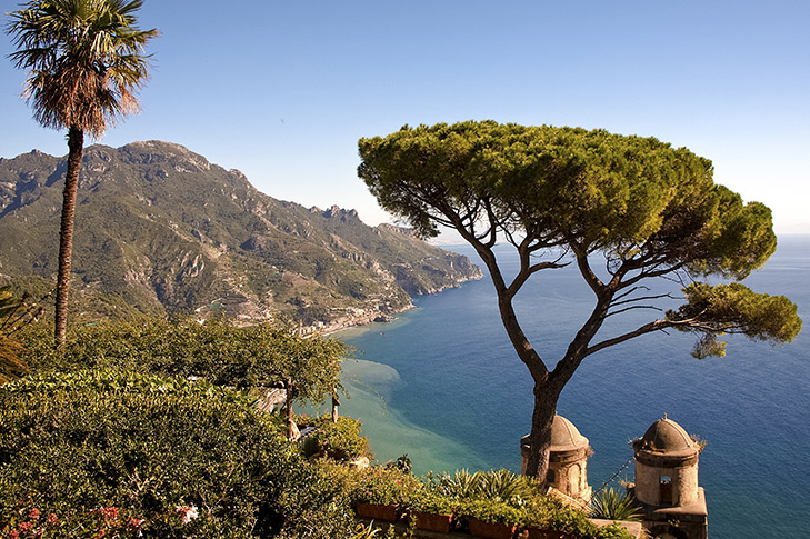 Amalfi Coast and Ravello