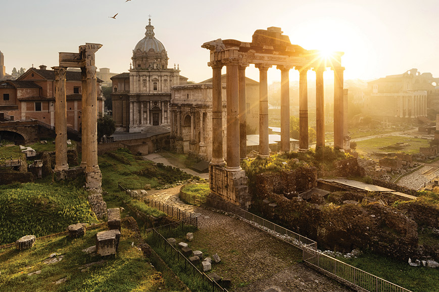 Rome and its Historical Highlights
