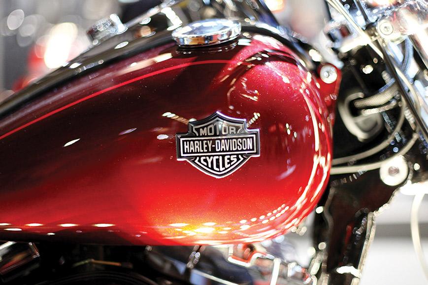 Milwaukee - Harley-Davidson Museum
