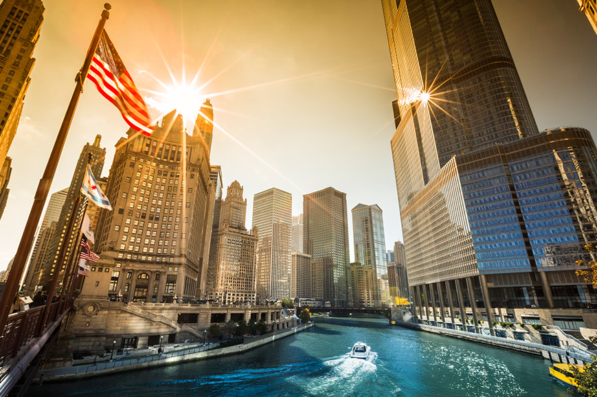 USA - River cruise to admire some of the architecture of Chicago - Prebookable Only