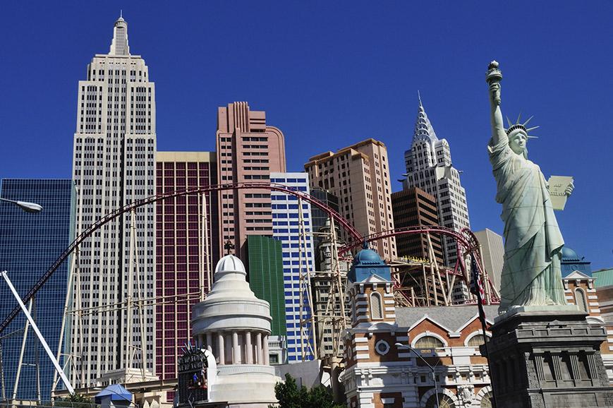 Las Vegas - Strip Highlights flight