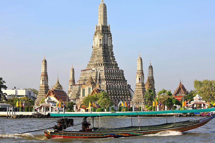 Bangkok - Bangkok River Cruise