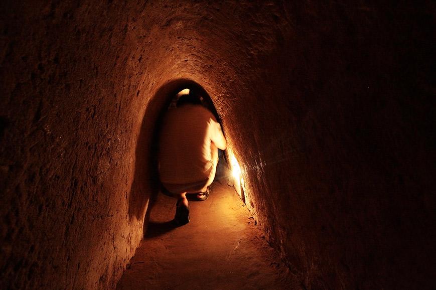 Ho Chi Minh - Cu Chi Tunnels