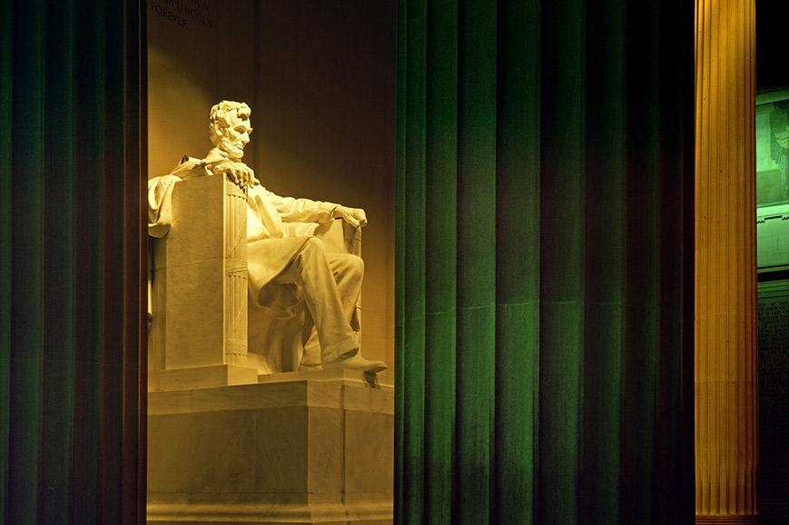 USA - Evening tour of Washington