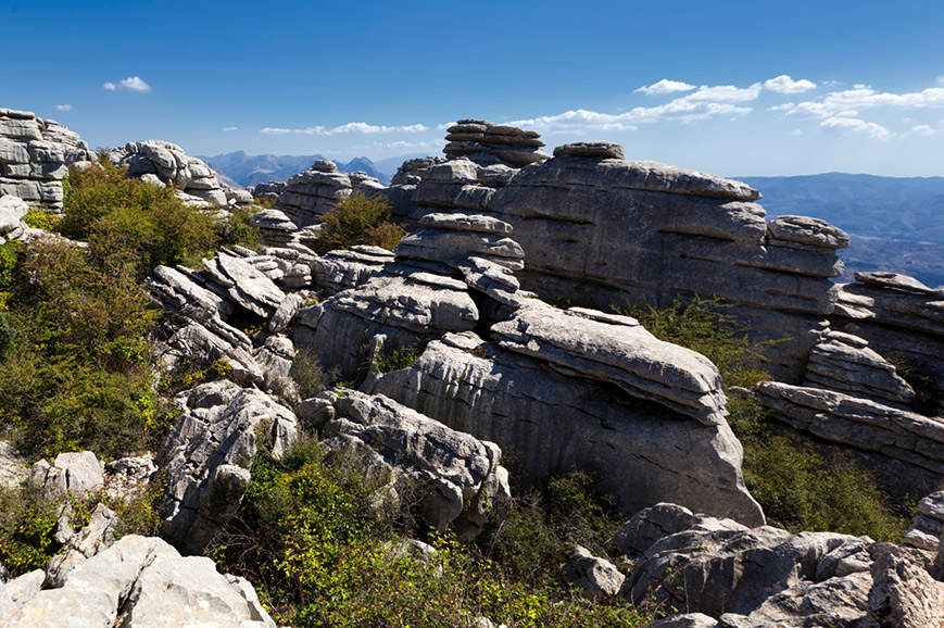 Spain - Antequera, El Torcal and the Dolmens