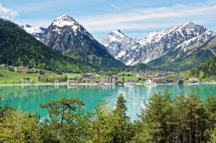 Rattenberg and Achensee