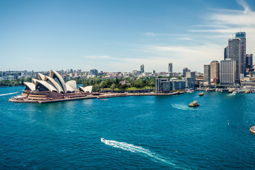 Sydney Harbour Cruise - Sydney