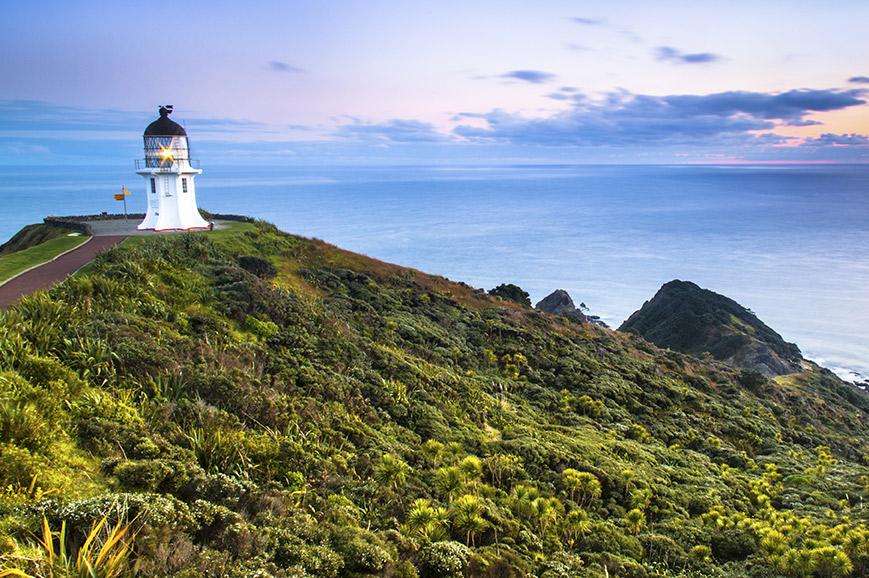 New Zealand - Cape Reinga - Paihia
