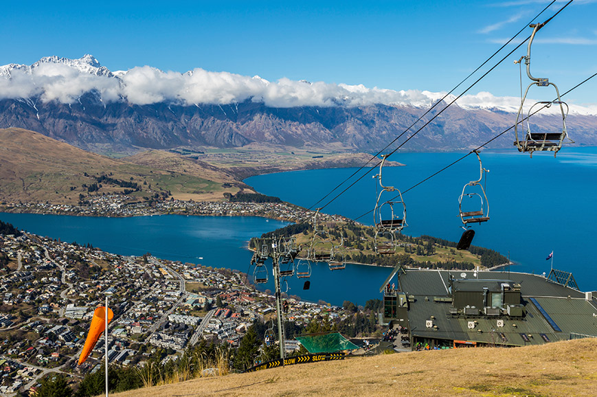 New Zealand - Stargazing, gondola ride and dinner - Queenstown