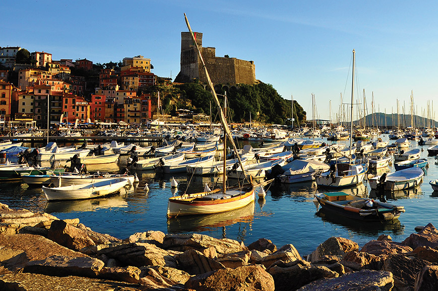 Italy - Lerici and Portovenere