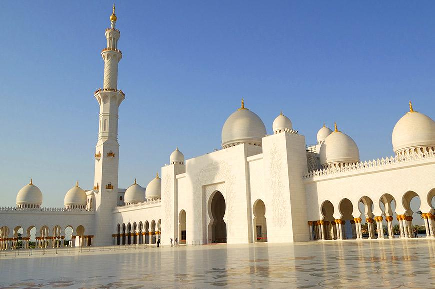 UAE - Abu Dhabi