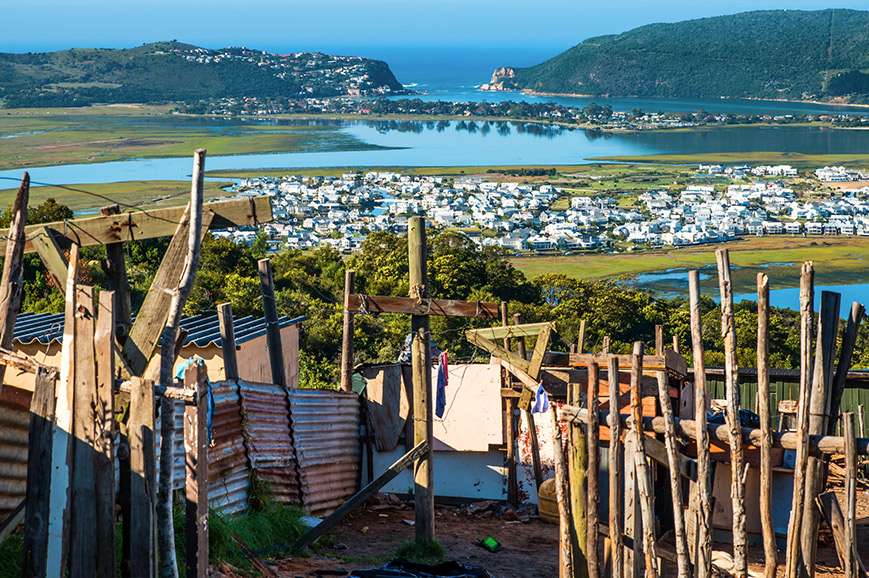 South Africa - Knysna Township Tour