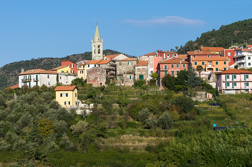 Italy - Castelli Romani and Frascati