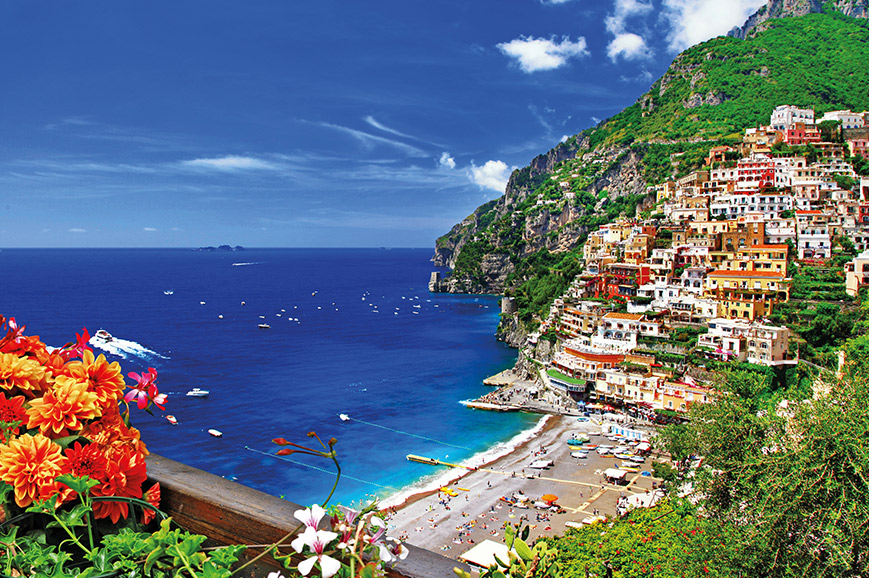 Stunning Views of the Glorious Amalfi Coast