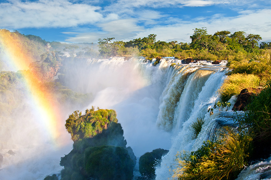 Full Day Argentinian side of Iguacu Falls