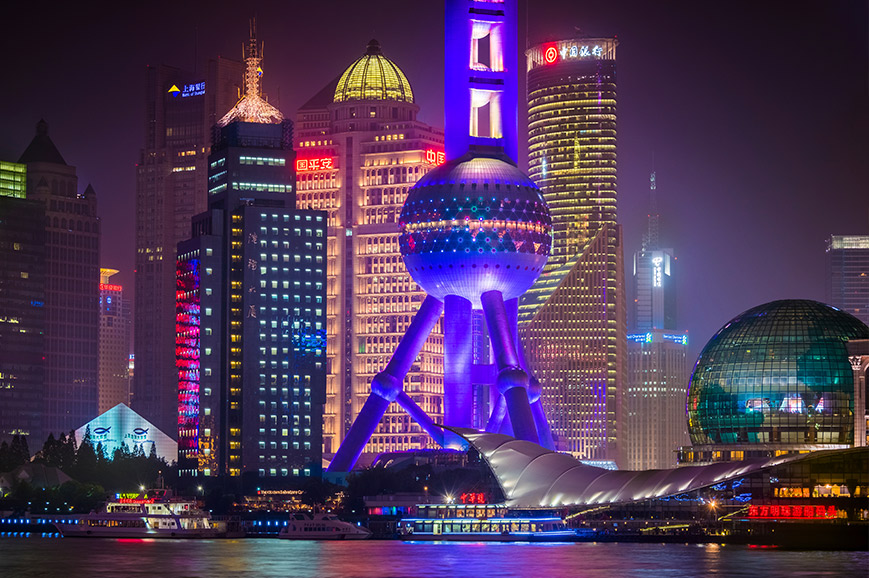 Shanghai by Night (Tower)