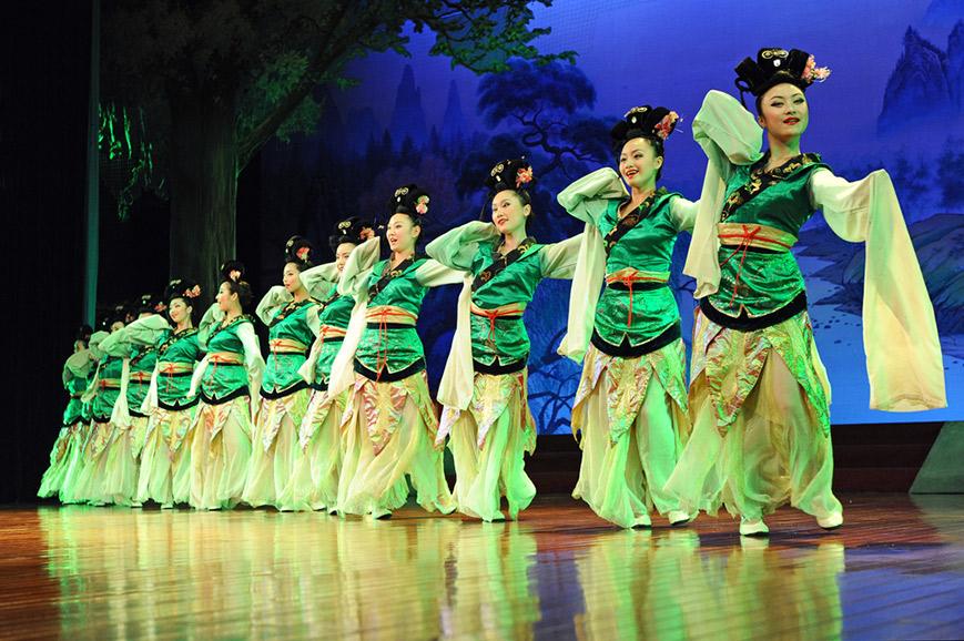 Xian Tang Dynasty