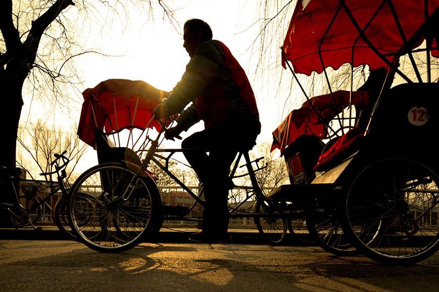 Suzhou Rickshaw