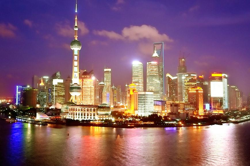 Shanghai by Night (Boat)