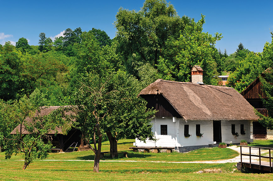 Slovenia - Charming Zagorje and Titos house including lunch on a family farm