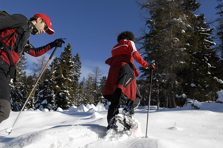 Canada - Snow Shoeing on Lake Louise - Prebookable Only