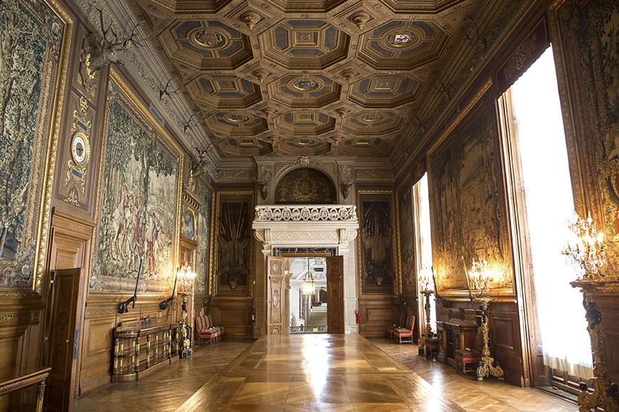 Visit to Chateau de Chantilly
