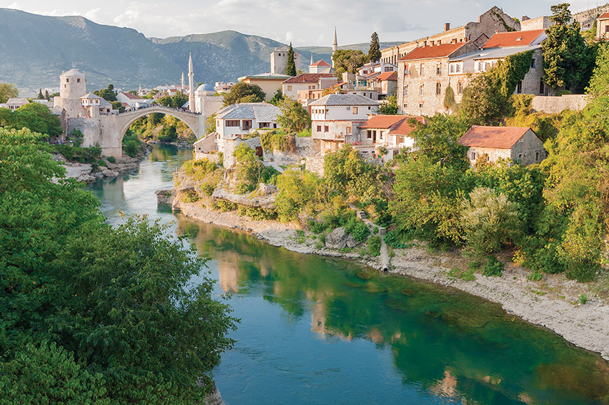 Enchanting Mostar with lunch