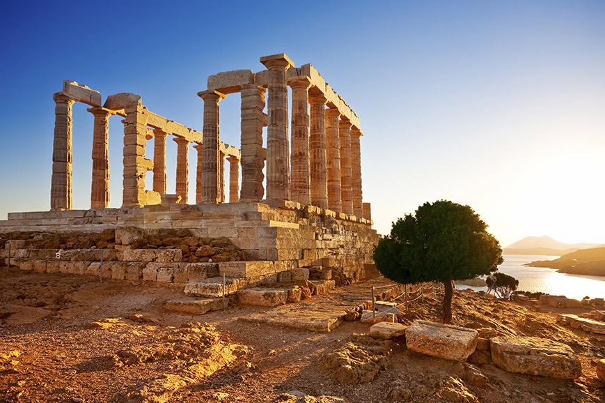 Greece - Temple of Poseidon