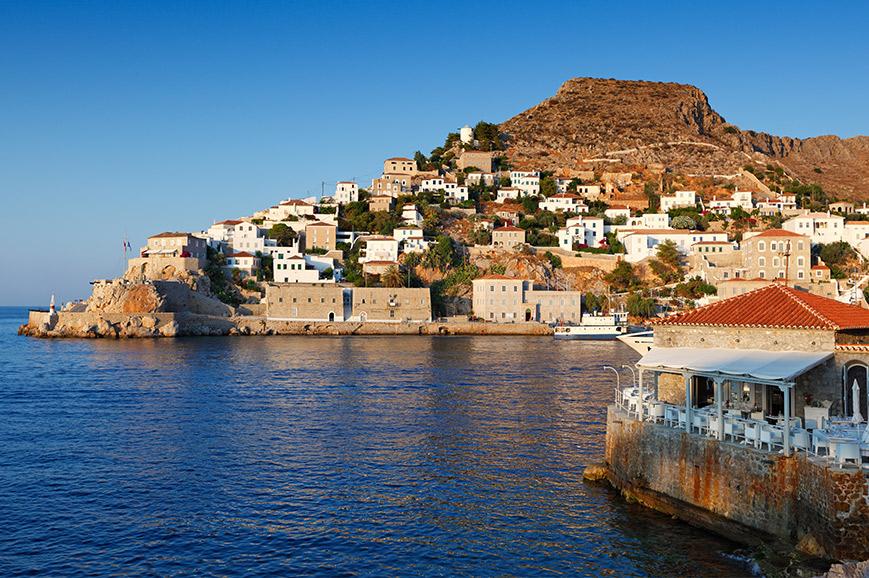Greece - Greek Islands Cruise