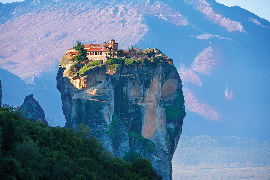 Greece - Meteora and its Monasteries