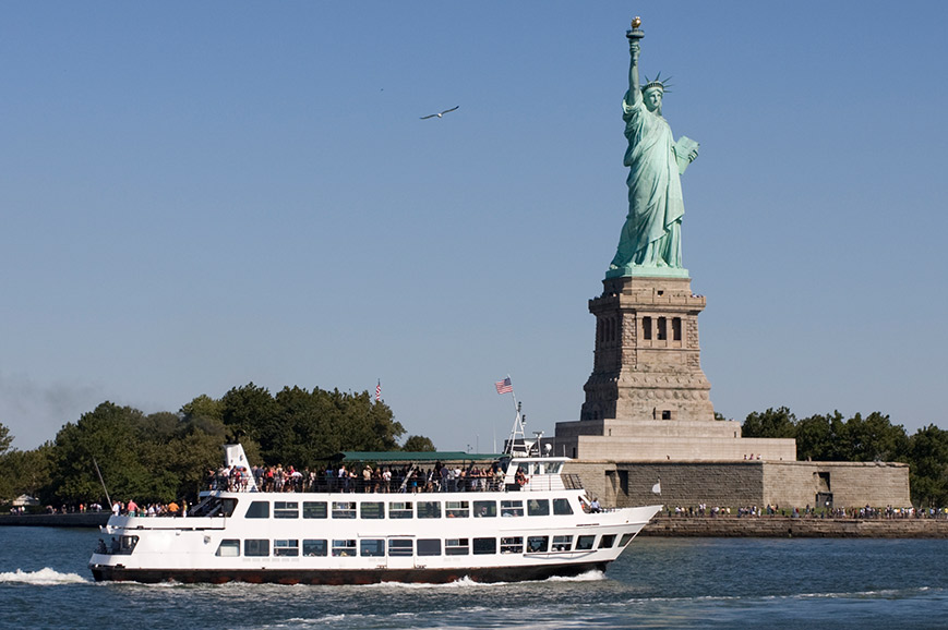 USA - New York Circle Line Cruise