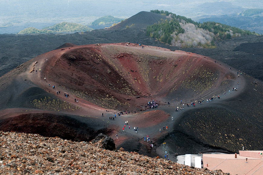 Mount Etna experience