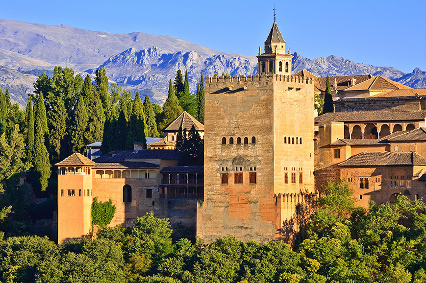 The Alhambra Palace - Prebookable Only