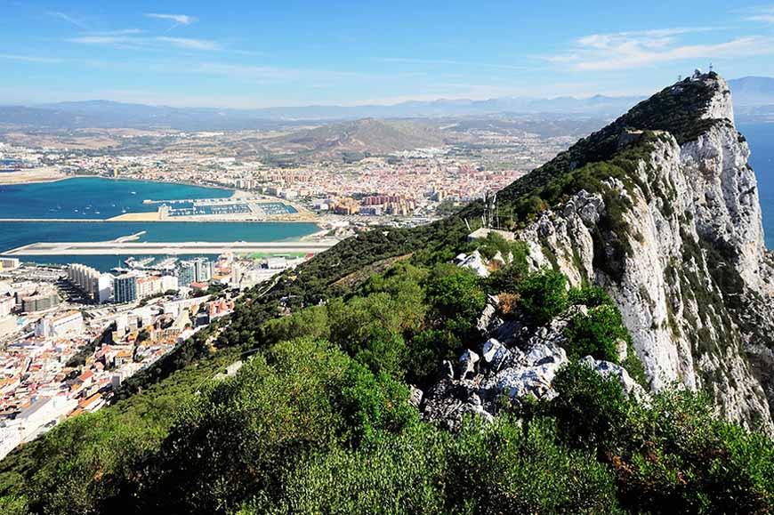 Spain - Gibraltar