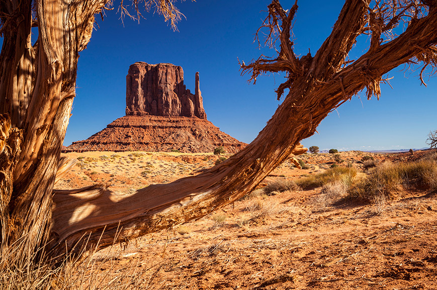USA - Narrated tour of Monument Valley