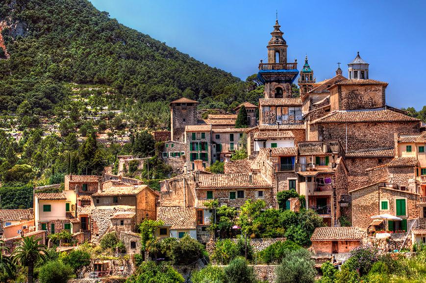 Spain - Valldemossa