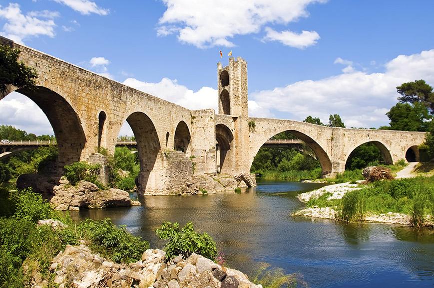 The historic city of Gerona