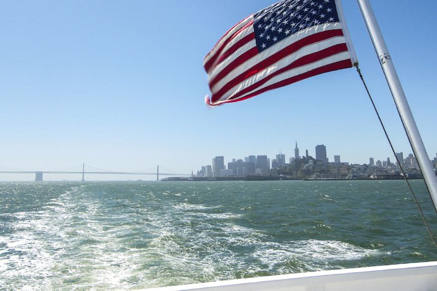 USA - Cruise San Francisco Bay