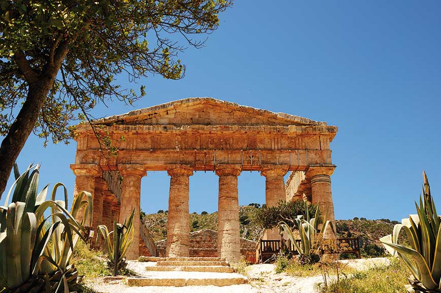 Italy - Segesta and Erice