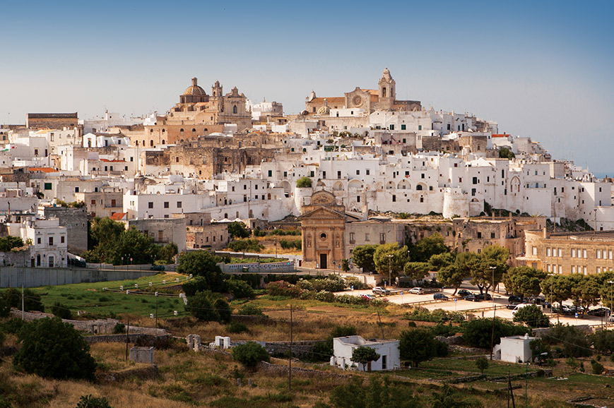 Ostuni and Olive Oil Tasting