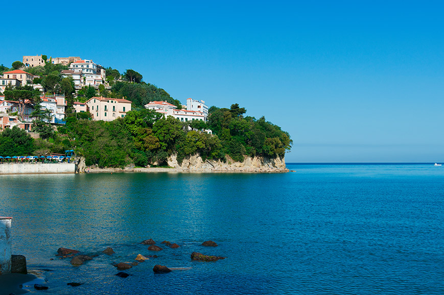 Italy - Cilento National Park