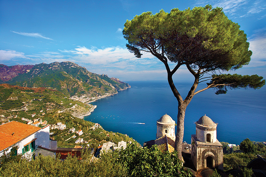 Italy - Amalfi and Ravello