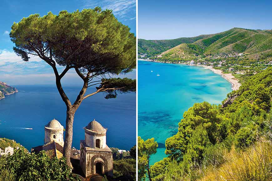 Italy Prebookable Package - Cilento National Park / Amalfi and Ravello