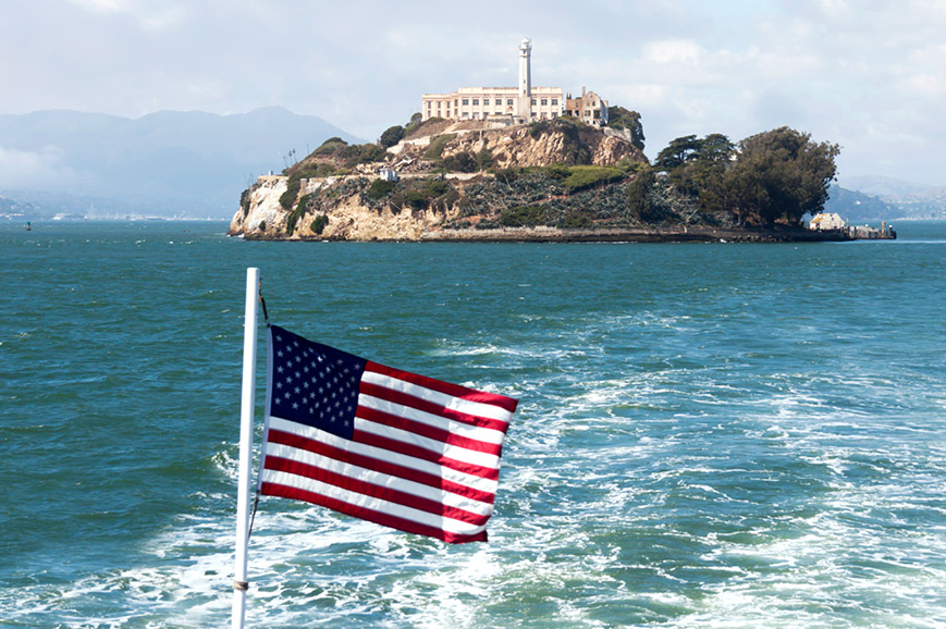 USA - San Francisco - Escape from the Rock cruise